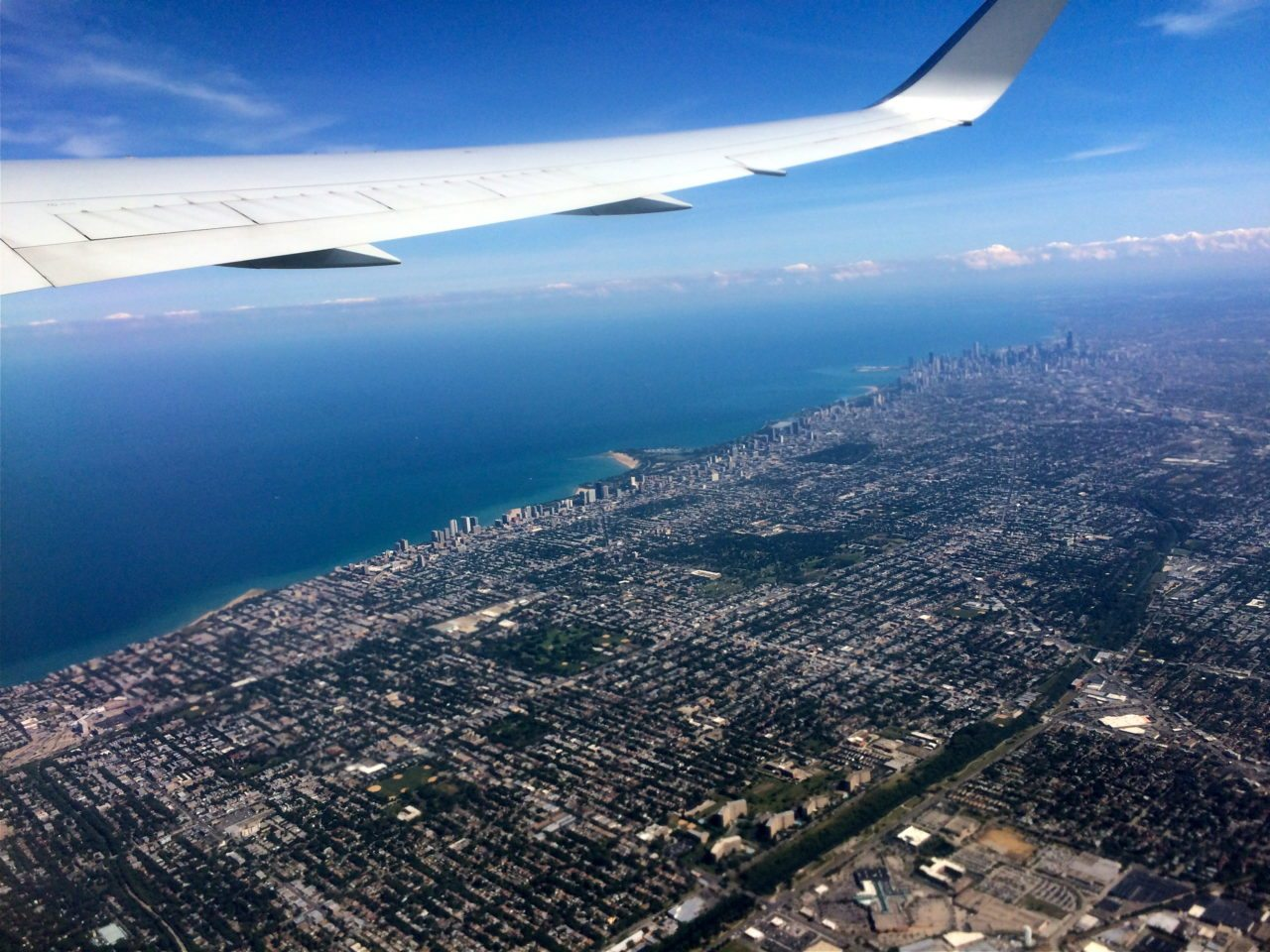 Airplane, Chicago IL