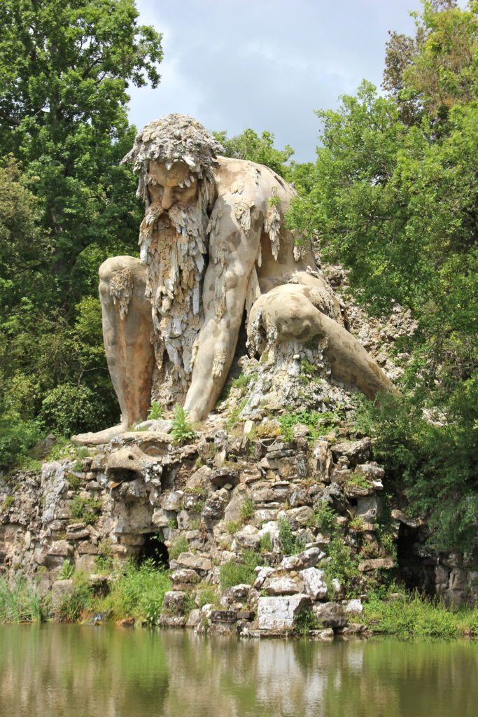 Florence Finds: Colossal Statue Just A Bus Ride Away ...