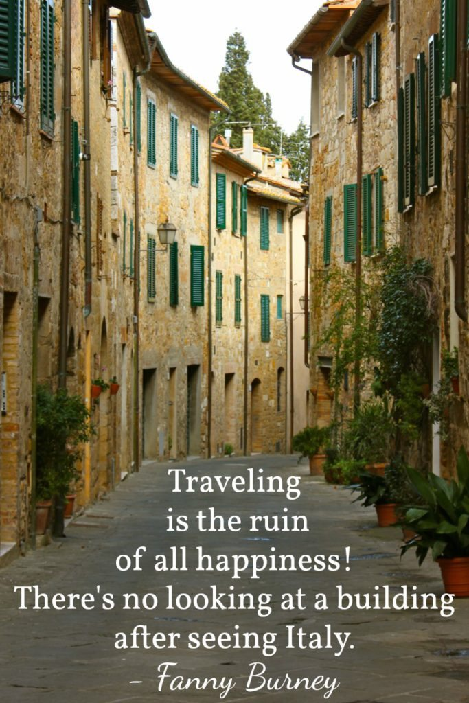 Italy Quotes Pleasing 10 Italy Quotes That Will Give You Serious Wanderlust  Miss
