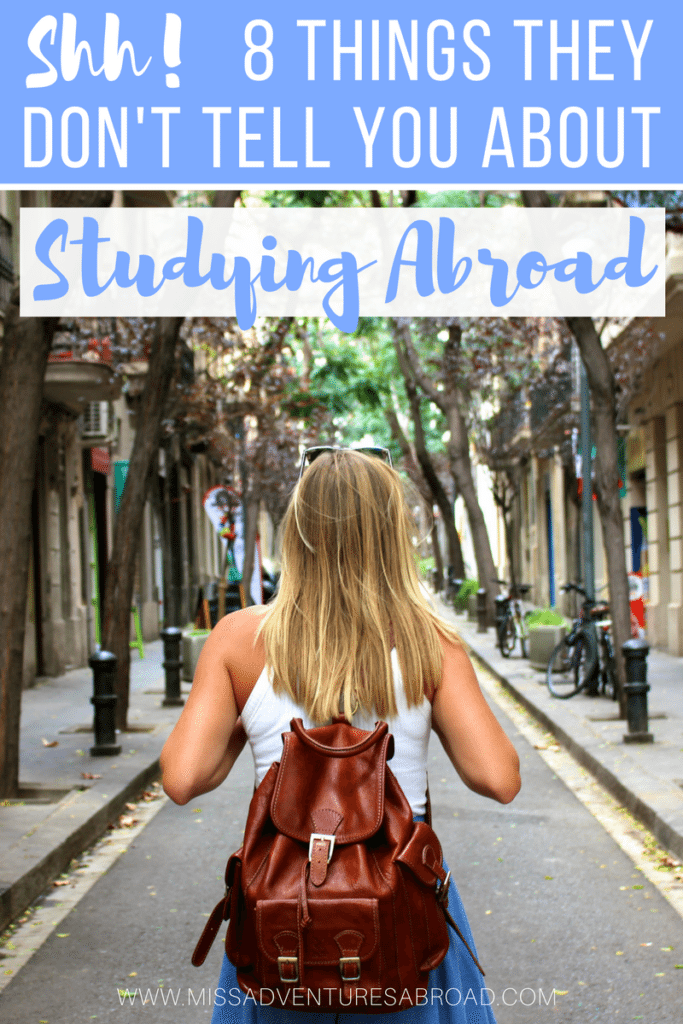 8 Things They Don't Tell You About Studying Abroad