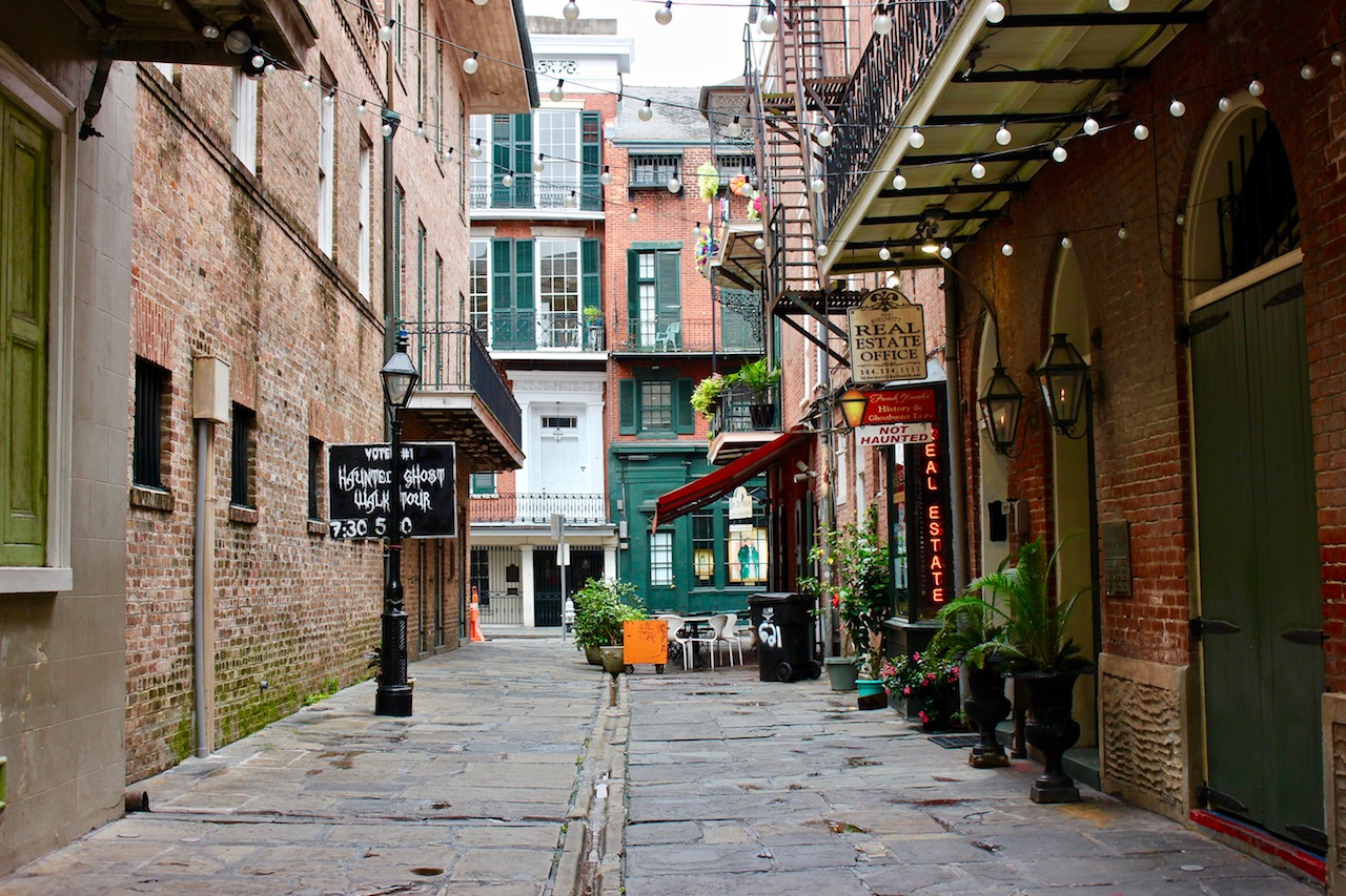 New Orleans Walking Tour French Quarter