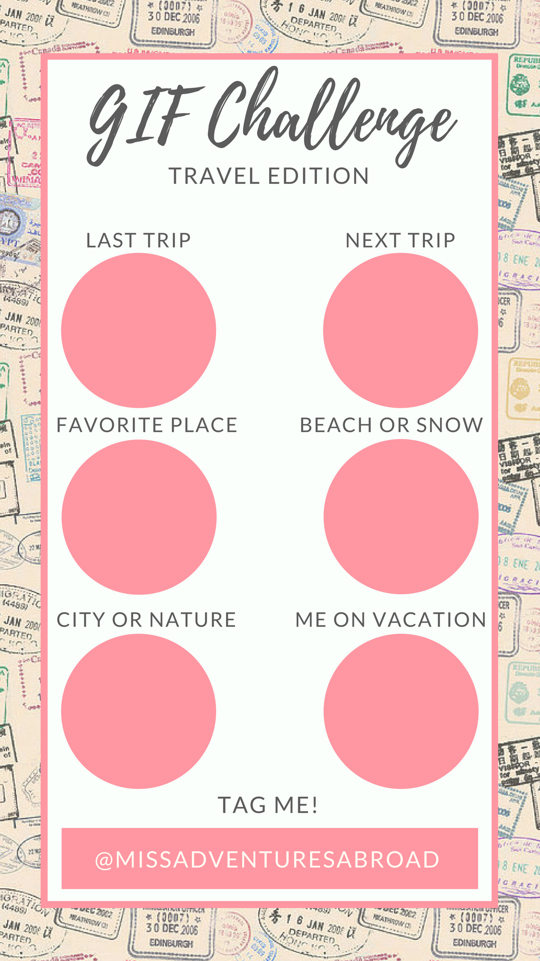 10 free instagram story templates perfect for travelers