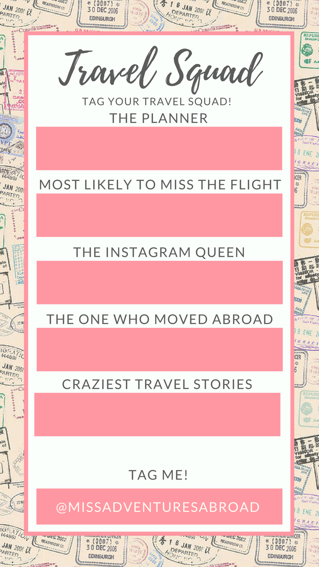 10 free instagram story templates perfect for travelers miss adventures abroad. Black Bedroom Furniture Sets. Home Design Ideas